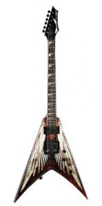 Dean VMNT Dave Mustaine Angel of Deth Electric Guitar