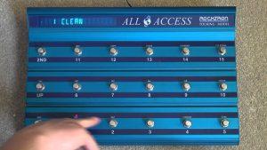 Rocktron All Access LTD Foot controller