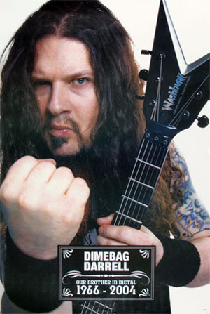 dimebag-darrell rig rundown guitar setup