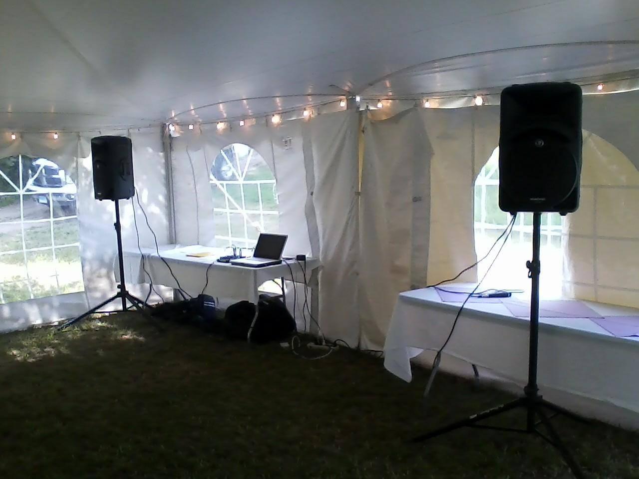 Best Speaker Size For Wedding