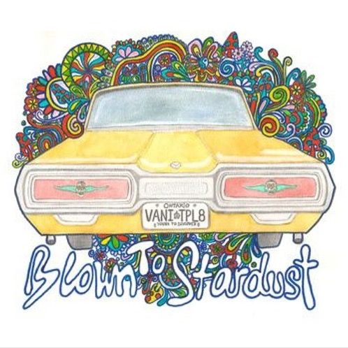 vanity-plate-blown-to-stardust