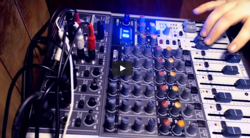 Behringer Xenyx 1204USB Mixer Review