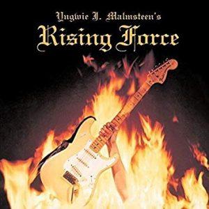 malmsteen rising force album cover