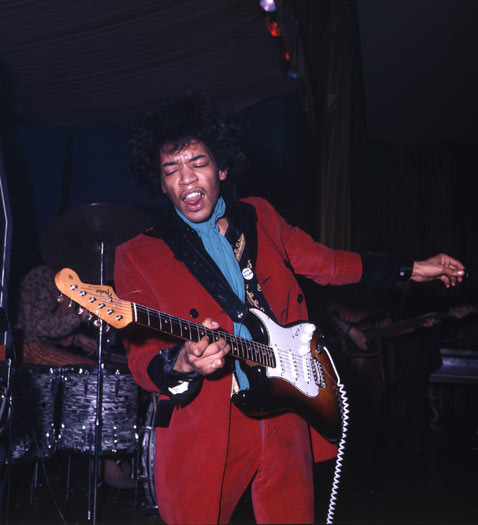 Jimi Hendrix Guitar Setup And Rig Rundown