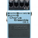 Which Chorus Pedal Does Yngwie Malmsteen Use?