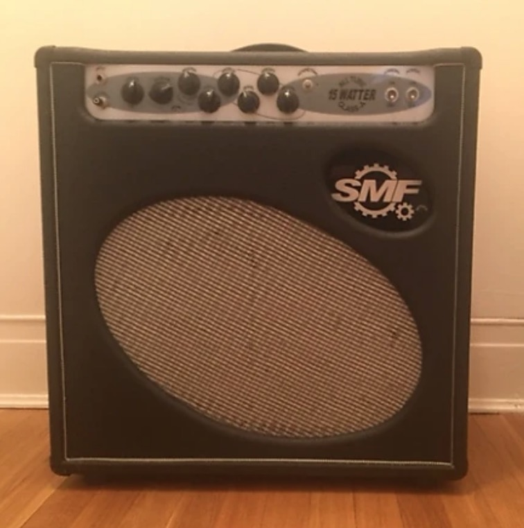 Sonic Machine Factory combo amp