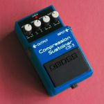Boss CS-3 Compressor Sustainer Pedal Review