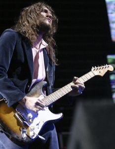 john frusciante live