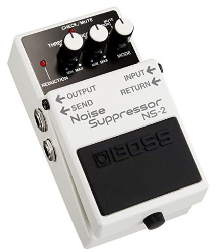 Boss NS-2 Noise Suppressor Pedal review