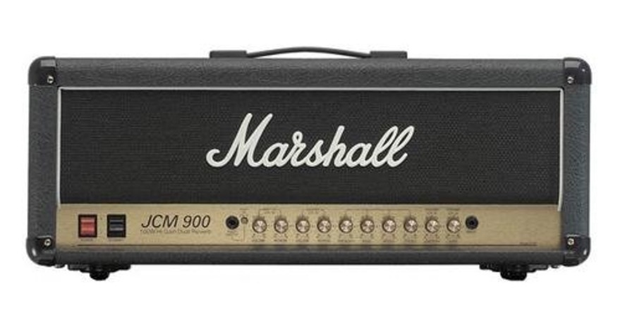 Marshall JCM900 4100 100W 2-Channel Tube Head