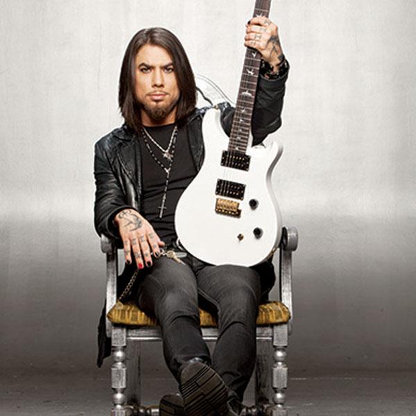 dave_navarro prs guitars