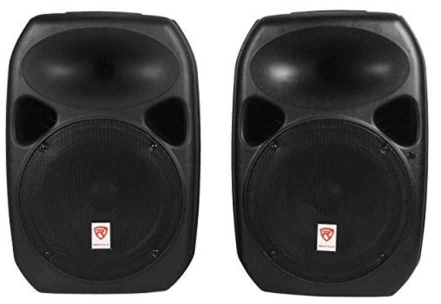 dual 12 speakers