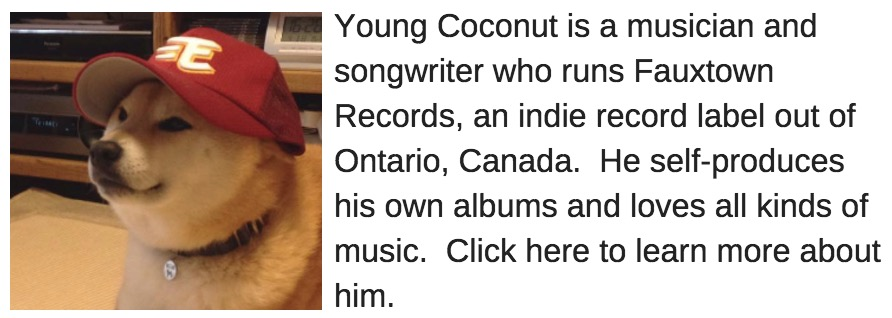 young coconut musician