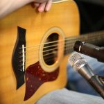 How to Record an Acoustic Guitar with a Dynamic Microphone