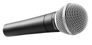 shure sm58 dynamic mic