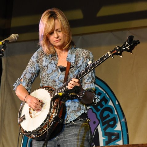 alison brown banjo player