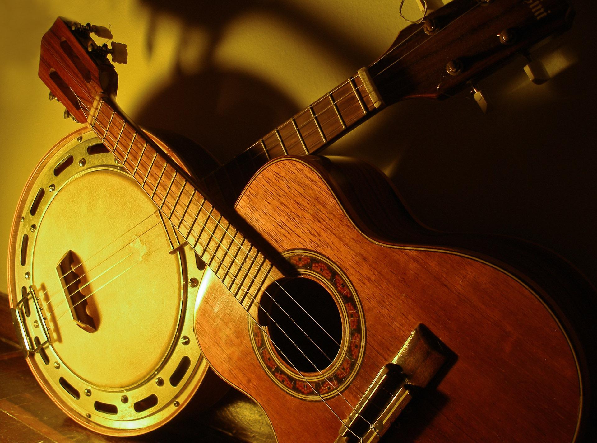 Is Banjo Easier Or Harder Than Guitar