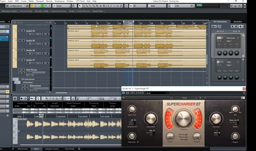 How To Make A Backing Track At Home From Scratch