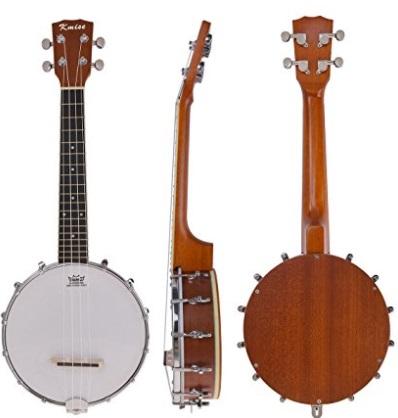 Kmise 4-String Banjolele Review