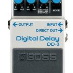 What Delay Does Tom Morello Use? – Boss DD-3 Digital Delay Guitar Pedal Review