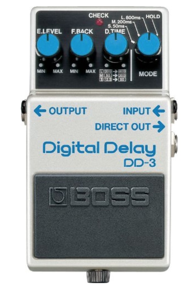 what delay pedal does tom morello use boss dd 3 digital delay guitar pedal review. Black Bedroom Furniture Sets. Home Design Ideas