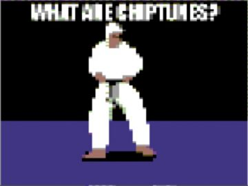 what are chiptunes?