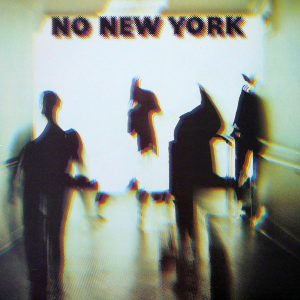 no new york front cover