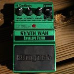 DigiTech X-Series Synth Wah Envelope Filter Review