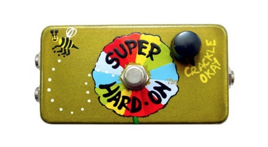 Zvex Super Hard Boost Pedal Review