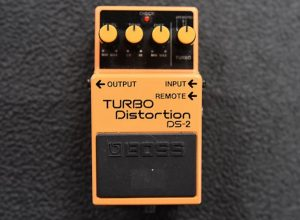Boss DS-2 Turbo Distortion review