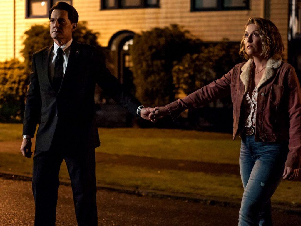 twin peaks season 3 ending