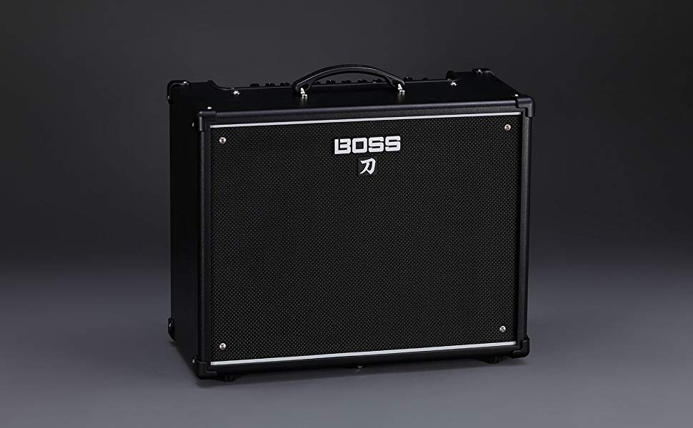 boss katana 100 watt guitar amplifier black
