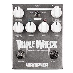 triple wreck wampler