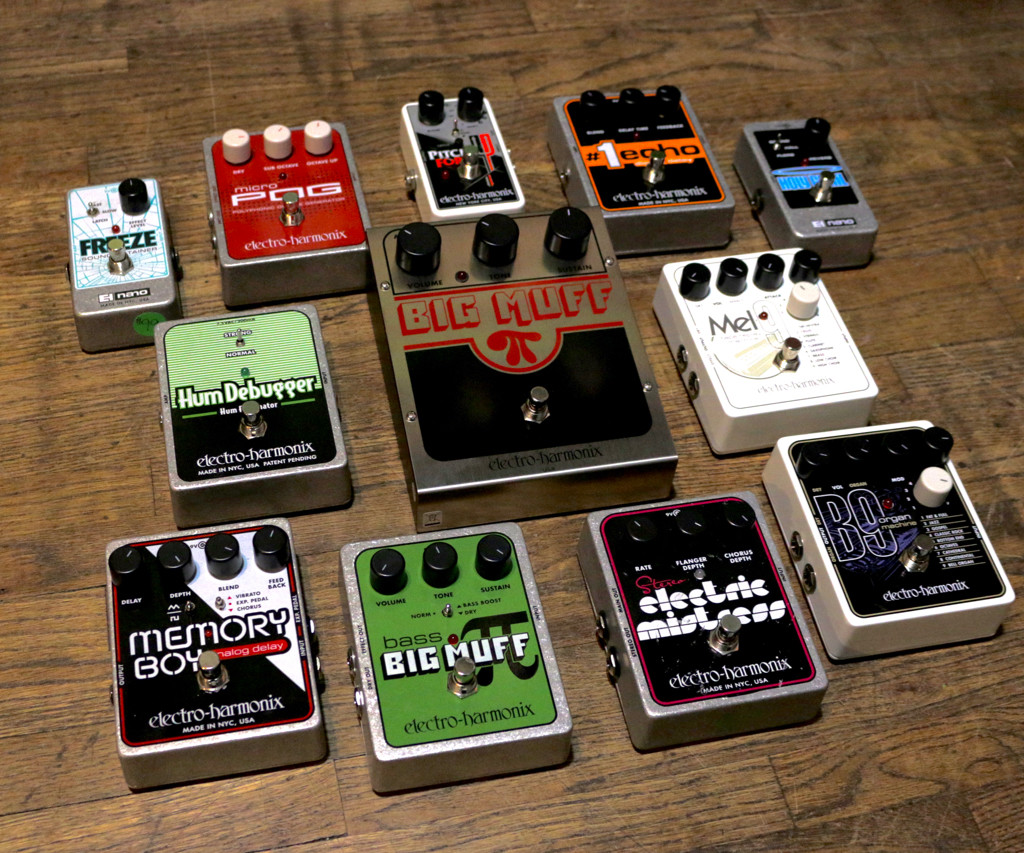 beginners guide to guitar pedals