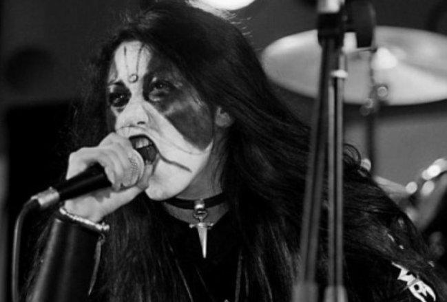 Darkestrah black metal