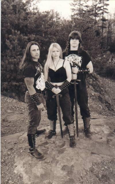 demonic christ band