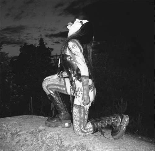 female black metal singers