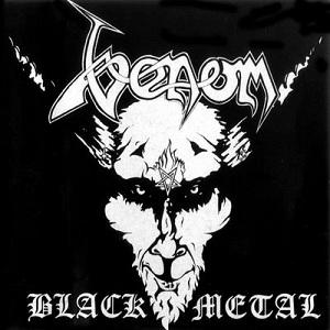 venom black metal album