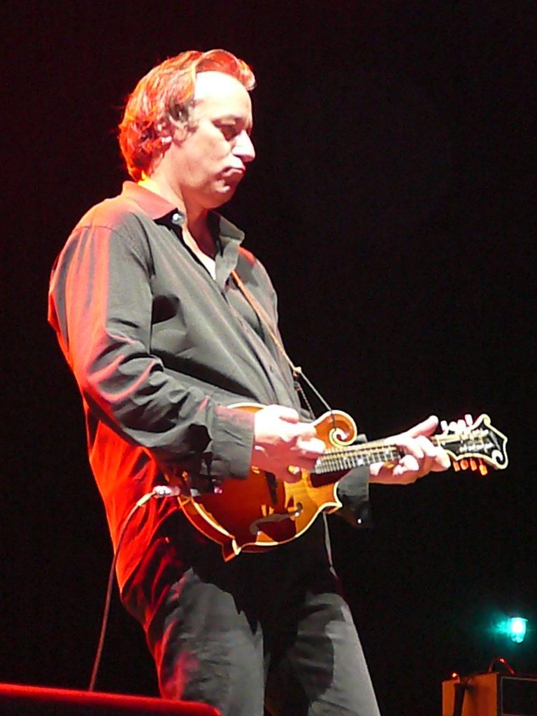 peter buck mandolin