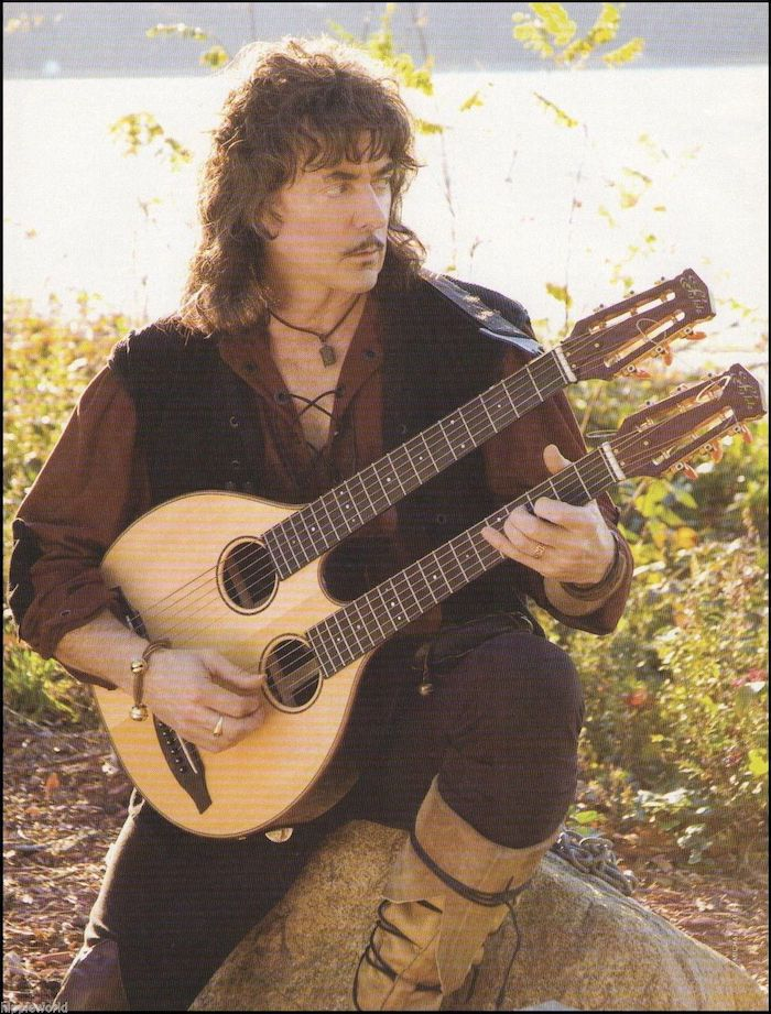 richie blackmore mandolin
