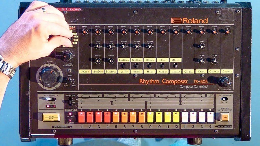 Roland's TR-808